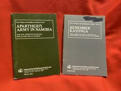 Apartheidand039s Army In Namibia - Remember Kassinga South Africa Political Prisoners
