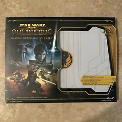 Star Wars The Old Republic Gaming Mouse Mat By Razer