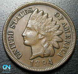 1894 Indian Head Cent Penny -- Make Us An Offer P6170