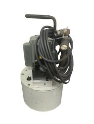 Electric Over Hydraulic Pump For Chief Frame Machine Oem