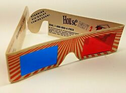 Vtg Freddyand039s Dead The Final Nightmare 3d Movie Glasses W/ Barqs Root Beer Coupon