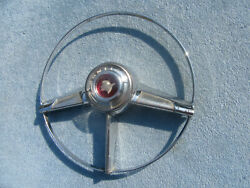 1950 51 52 Pontiac Chieftain Accessory Deluxe Horn Ring