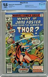What If 10 Cbcs 9.8 1978 20-02cdc8d-008 Jane Foster As Thor