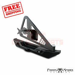 Poison Spyder Bumpers Front Fits Jeep Wrangler 2007-18
