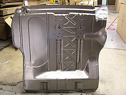 Sherman Parts 727-77a Complete Trunk Floor Assembly 1955-57 Without Spare Tire W