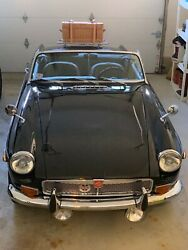 Classic Car Supercharged 1973 Mgb