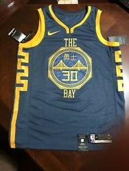 Stephen Curry Golden State Warriors Chinese Swingman Jersey Sz L 48 Nike W/tags