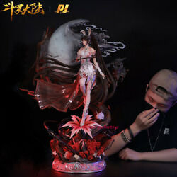 Piji Studio Wu Doula Continent 1/4 Resin Statue Model Anime Painted Collectible