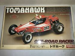 Kyosho 1/10 Electric Rc Racing Buggy Off-road Racer Tomahawk Kit No. 3065 Unused