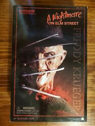 Sideshow Collectibles A Nightmare On Elm Street Freddy Krueger 12 Inch Figure