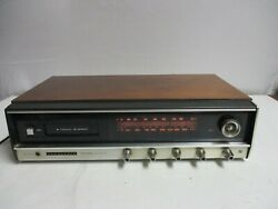 Vintage Panasonic Am Fm Stereo 8 Track Player Model Re-7800 Tested Working