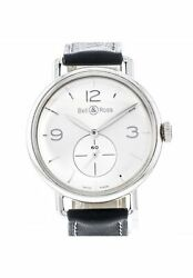 Bell And Ross Ww1 Argentium Silver