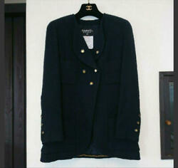 Coco Mark Vintage Double Jacket Free Shipping No.7878