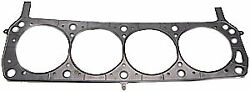 Cometic Gaskets C5913-040 Small-block Ford Head Gasket 289 302 351 For Afr Heads