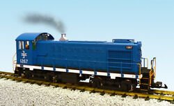 Usa Trains G Scale R22572 Boston And Maine Blue Alco S4 Diesel Switcher Locomotive