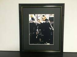 Bodyguard Kevin Costner Autograph With Uacc Certificate 2007york