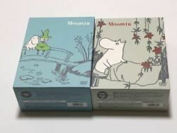 Tove Yansonand039s Moomin Fun Family Dvd-box Set High And Low All Volumes 104 Stories