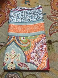 Better Homes And Garden Shower Curtain Bright Floral Sold Out Hard To Find Nwot