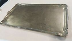 Antique Brass Large Tray Made In Germany Possible Coffee Table Project
