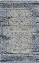 Dalyn Fresca Silver 7and03910 X 10and0397 Area Rugs Fc5si8x11