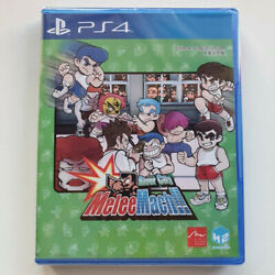 River City Melee Mach Ps4 Asian Game In English Arc System Works Ver.new Beat