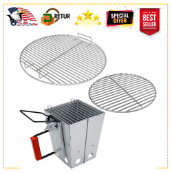 Cooking Grate,charcoal Grate For Weber 18.5 Inch Charcoal Grills Big Sale