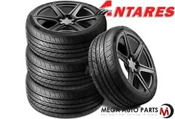 4 Antares Ingens A1 175/70r14 84t All Season Traction High Performance Tires