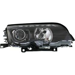 Hid Headlight Lamp Right Hand Side For 320 323 325 328 Hid/xenon Passenger Rh
