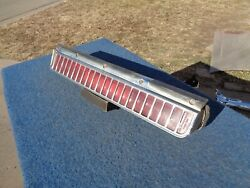 1974 Buick Regal Right Tail Light Assembly Good Used Original