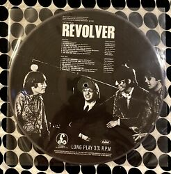 The Beatles - Revolver - Picture Disc - Gramophone / Capitol Records - Rare