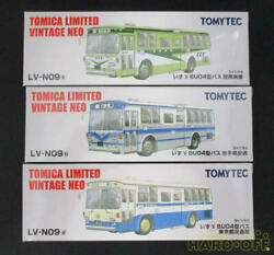 Tomytec Chair Bu04bus Pieces Set Tomica Limited Vintage Neo Lv-n09