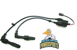 Kawasaki Ignition Coil And Wires For Cylinders 2 And 3 2003-2021 Stx 12f 15f Ultra
