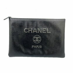 Deauville Studs Clutch Free Shipping No.4727