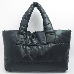 Tote Mm Coco Mark Cc Reversible Cocococoon A47107 Women And039s Bag No.4714