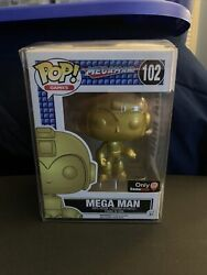 Funko Pop Mega Man Set Lot Exclusives Chase N U Will Get All The Pops On Megaman