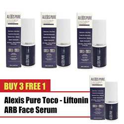 Buy3 Free1 Alexis Pure Toco-liftonin Face Serum Acne Scar Removal, Pimple Cream