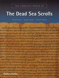 The Complete World Of The Dead Sea Scrolls. Davies, Brooke 9780500283714 New