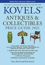 Kovels' Antiques And Collectibles Price Guide 2021.by Kovel, Kovel New