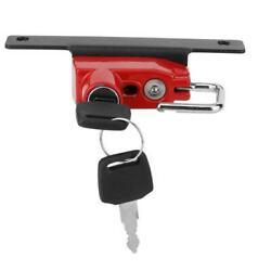 Motorcycle Helmet Lock Right Side Alloy Anti-theft For R Ninetred Df