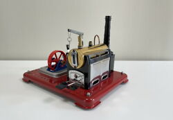 Made In The Uk Mamod Sp4 Steam Engine Model Solid Fuel Funnel