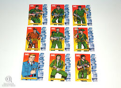 2013 Sgt. Fury And His Howling Commandos 9 Card Set Complete Rittenhouse Marvel