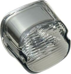 Ds Led Laydown Taillight Lens Without Tag Light Smoke Harley Davidson 143957
