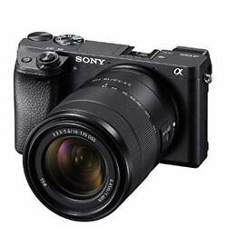 Sony Mirrorless Slr 6300m High Magnification Zoom Lens Kit Ilce-6300m