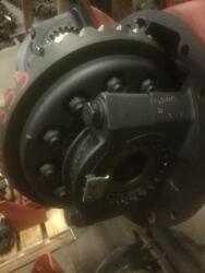 Ref Meritor-rockwell Md2014xr355 2014 Differential Assembly Front Rear 2038815