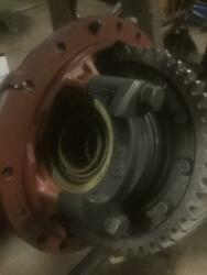 Ref Mack Crd93r442 0 Differential Assembly Rear Rear 1867869