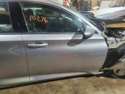Passenger Right Front Door Without Laminated Glass Fits 18-19 Honda Accord 27221