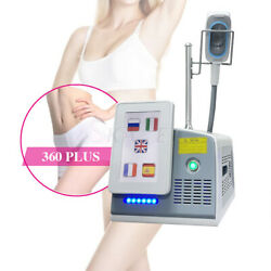 Portable Cellulite Freezing Lipolysis Double Chin Removal Cryo Slimming Device