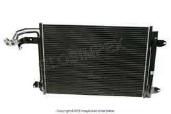 Audi/vw A3 Tt 2005-2014 A/c Condenser With Drier Insert Mahle Behr Oem