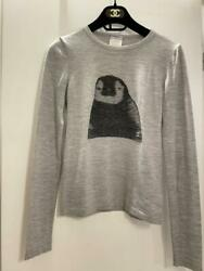 Penguin Knit Sweater From Japan Fedex No.5940