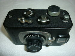 Extremely Rare Complete Product 1950 About Mickey 35 Bakelite Bean Camera Volta